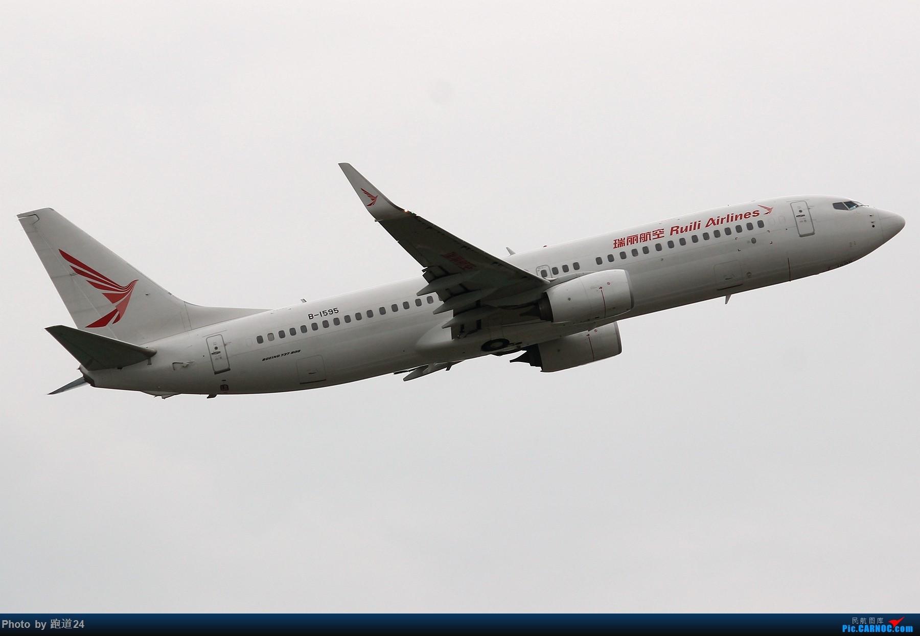 Re:[原创]【多图党】6月18日成都拍机【埃塞俄比亚航空B777-200LR】 BOEING 737-800 B-1595 中国成都双流国际机场
