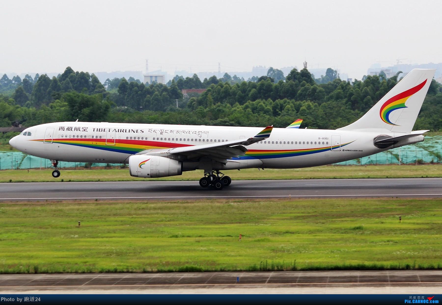 Re:[原创]【多图党】6月18日成都拍机【埃塞俄比亚航空B777-200LR】 AIRBUS A330-200 B-8951 中国成都双流国际机场