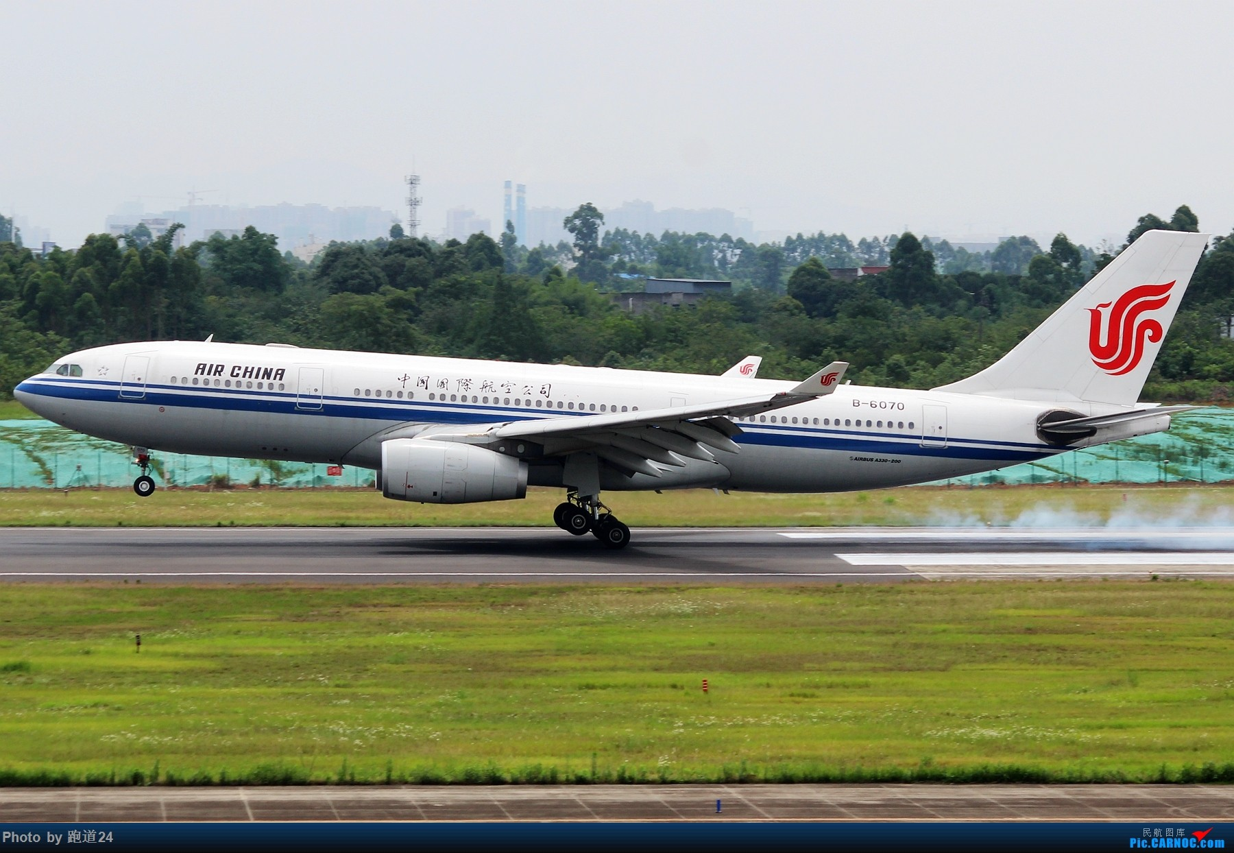 Re:[原创]【多图党】6月18日成都拍机【埃塞俄比亚航空B777-200LR】 AIRBUS A330-200 B-6070 中国成都双流国际机场