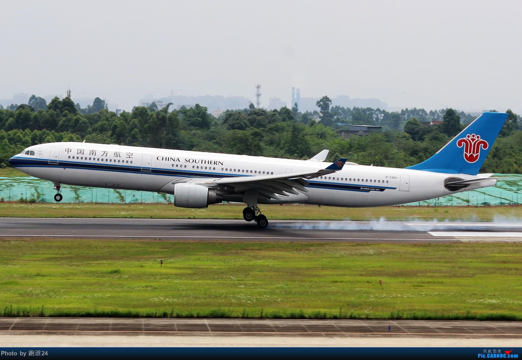 Re:[原创]【多图党】6月18日成都拍机【埃塞俄比亚航空B777-200LR】 AIRBUS A330-300 B-5965 中国成都双流国际机场