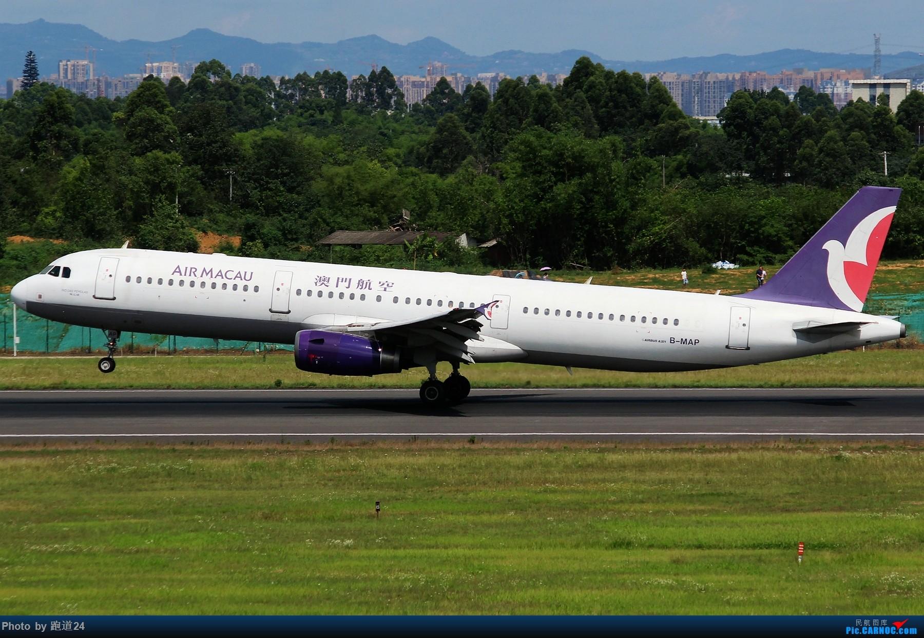 Re:[原创]【多图党】6月18日成都拍机【埃塞俄比亚航空B777-200LR】 AIRBUS A321-200 B-MAP 中国成都双流国际机场