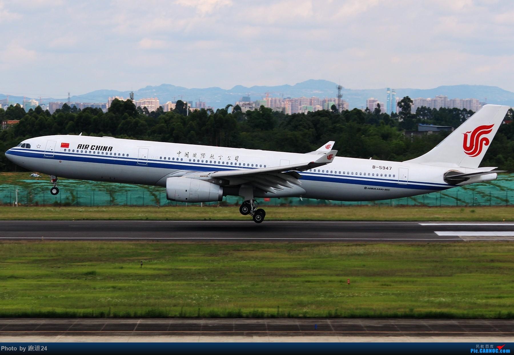 Re:[原创]【多图党】6月18日成都拍机【埃塞俄比亚航空B777-200LR】 AIRBUS A330-300 B-5947 中国成都双流国际机场