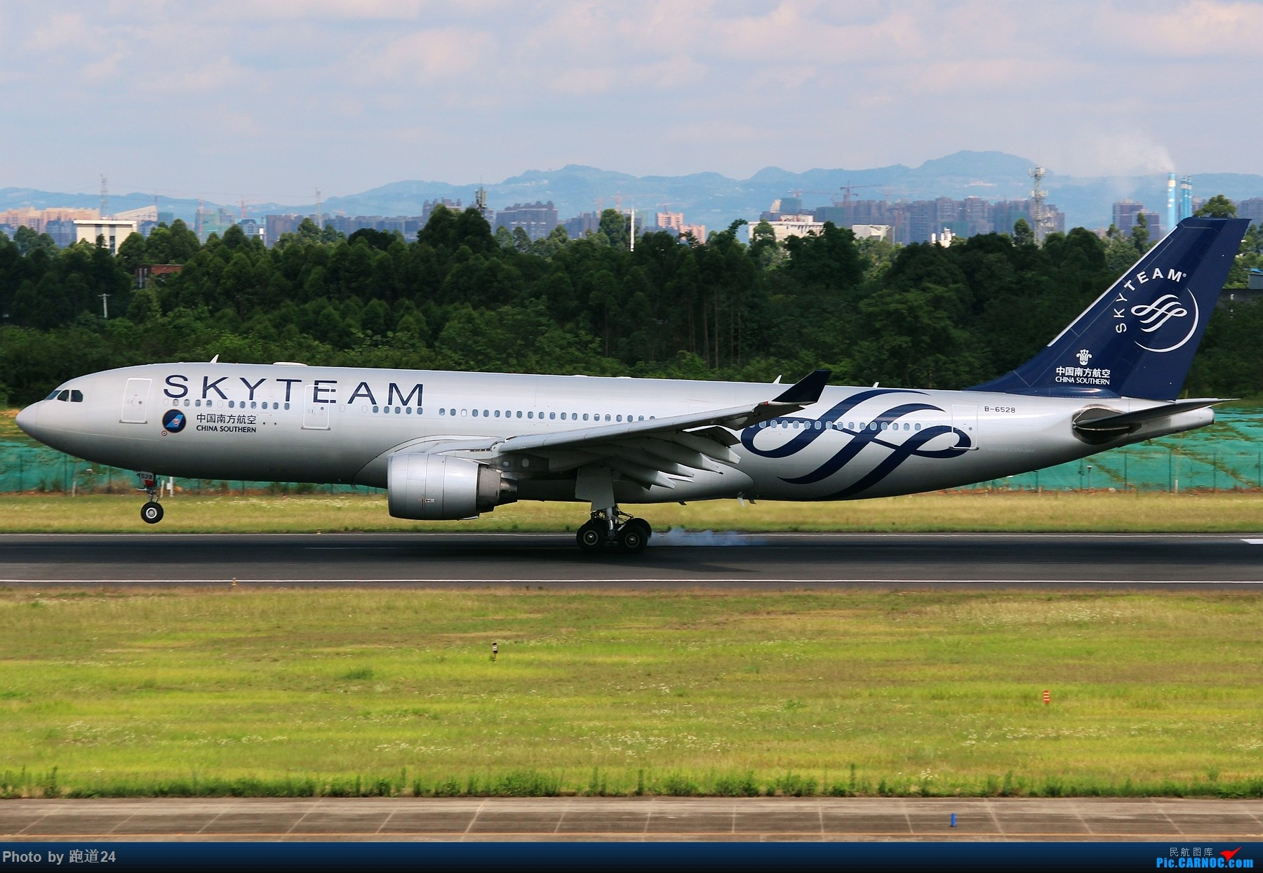 Re:[原创]【多图党】6月18日成都拍机【埃塞俄比亚航空B777-200LR】 AIRBUS A330-200 B-6528 中国成都双流国际机场