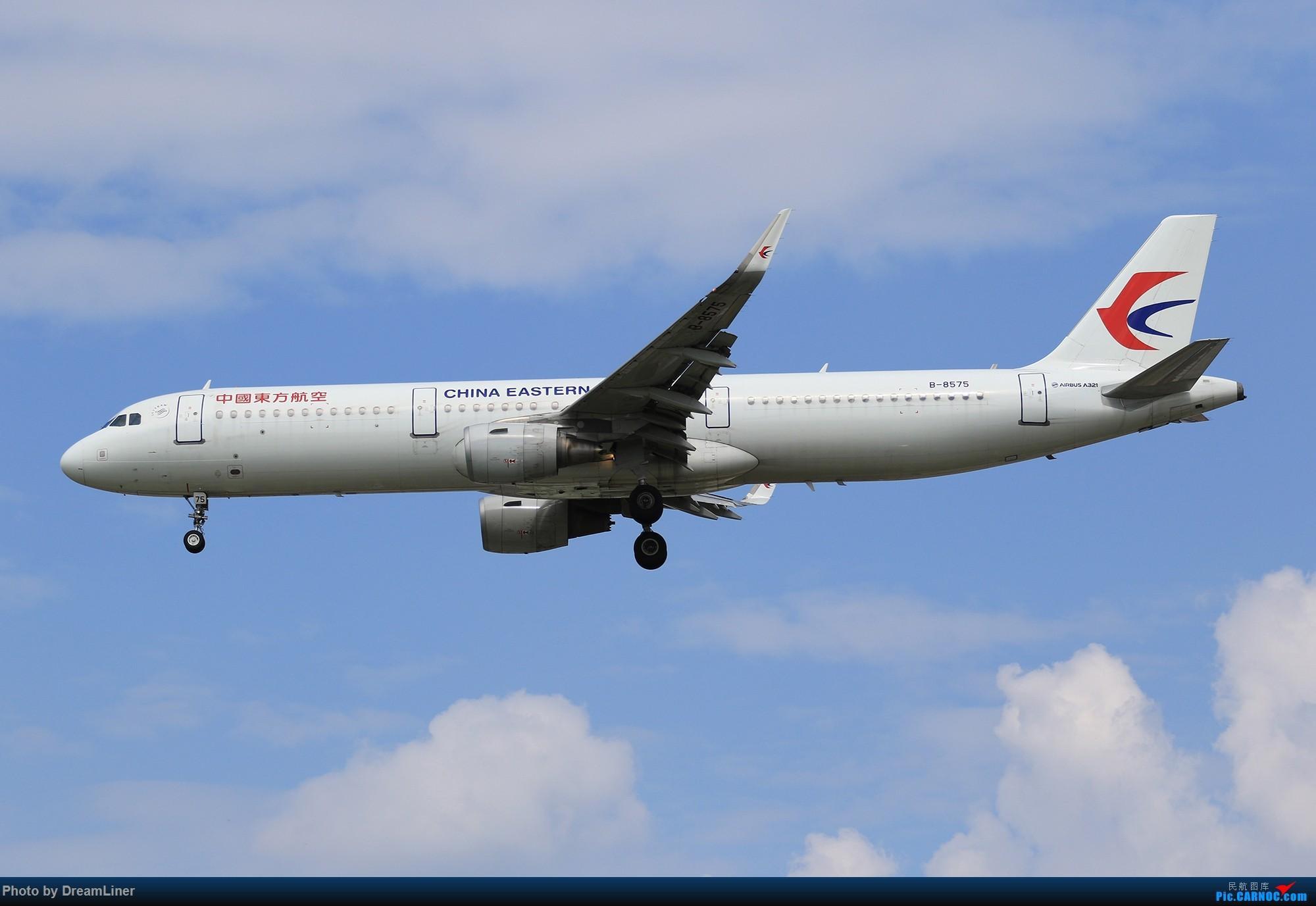 Re:[原创]【CAN】蓝天——乌云 AIRBUS A321-200 B-8575 中国广州白云国际机场
