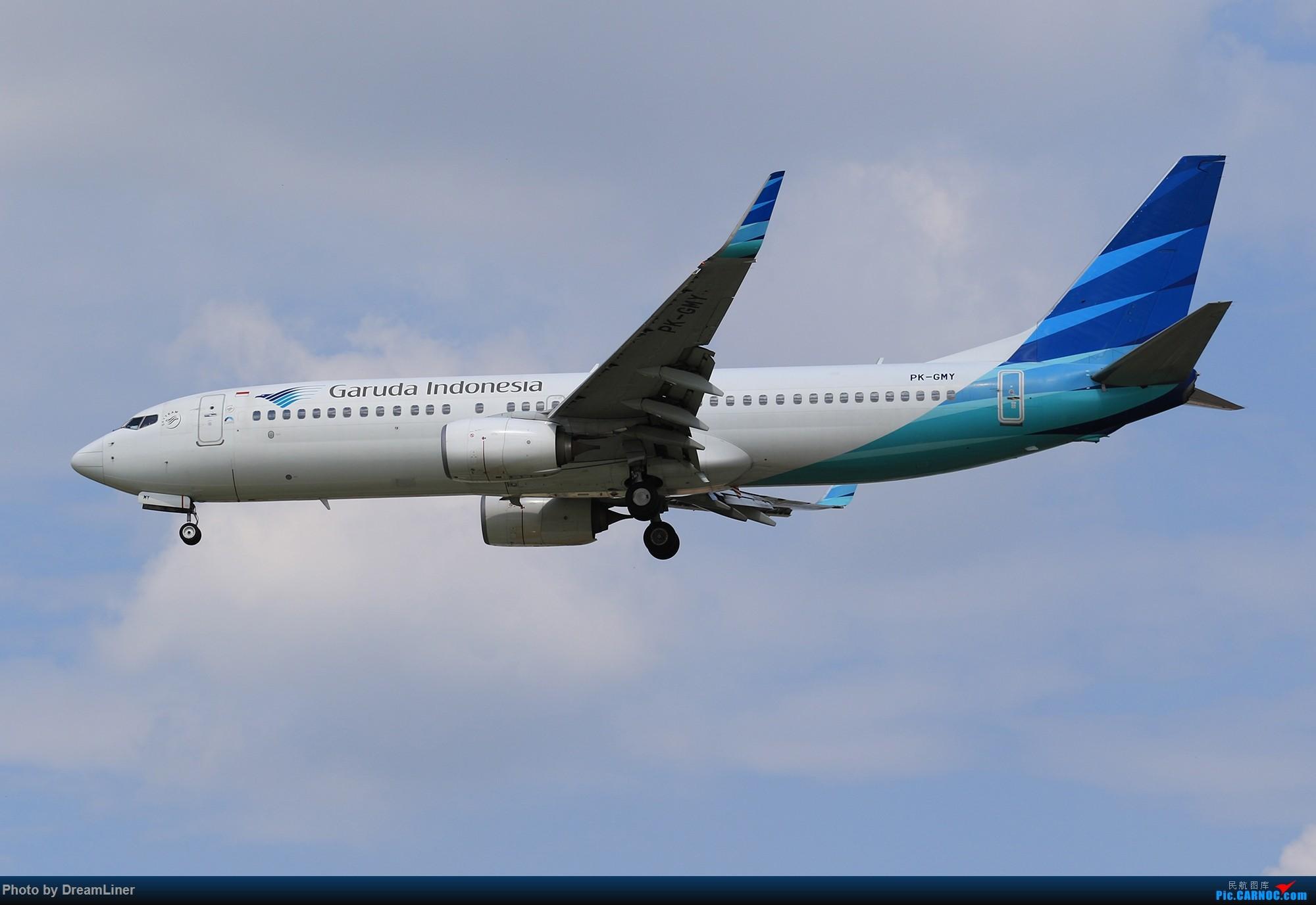 Re:[原创]【CAN】蓝天——乌云 BOEING 737-800 PK-GMY 中国广州白云国际机场