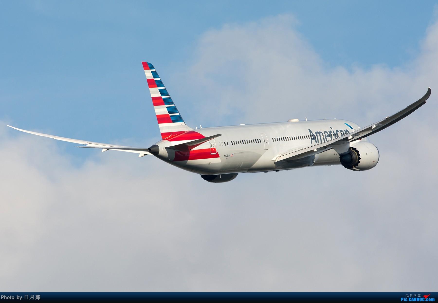 Re:[原创]【PVG】来一组起飞,都是宽体君 BOEING 787-9 N825AA 中国上海浦东国际机场