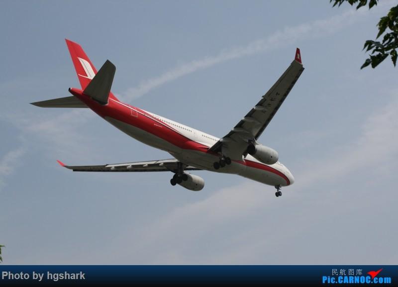 Re:[原创]SHA拍机 AIRBUS A330-300 B-6097 中国上海虹桥国际机场