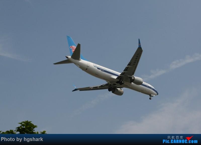 Re:[原创]SHA拍机 BOEING 737MAX-8 B-1203 中国上海虹桥国际机场