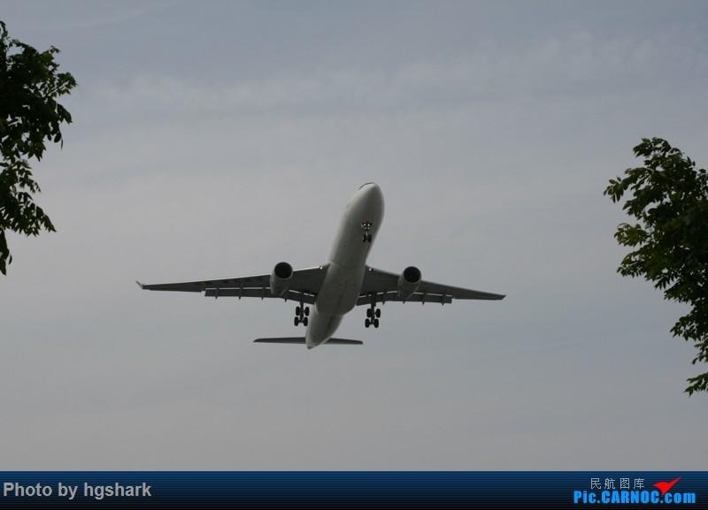 Re:[原创]SHA拍机 AIRBUS A330-300 B-1066 中国上海虹桥国际机场