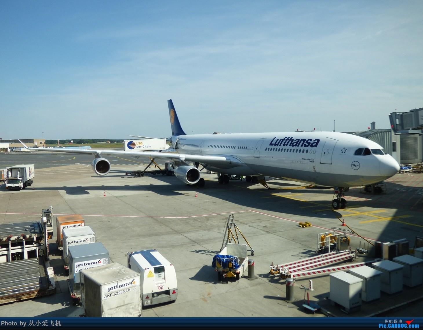 Re:[原创]法兰拍机一组 AIRBUS A340-300
