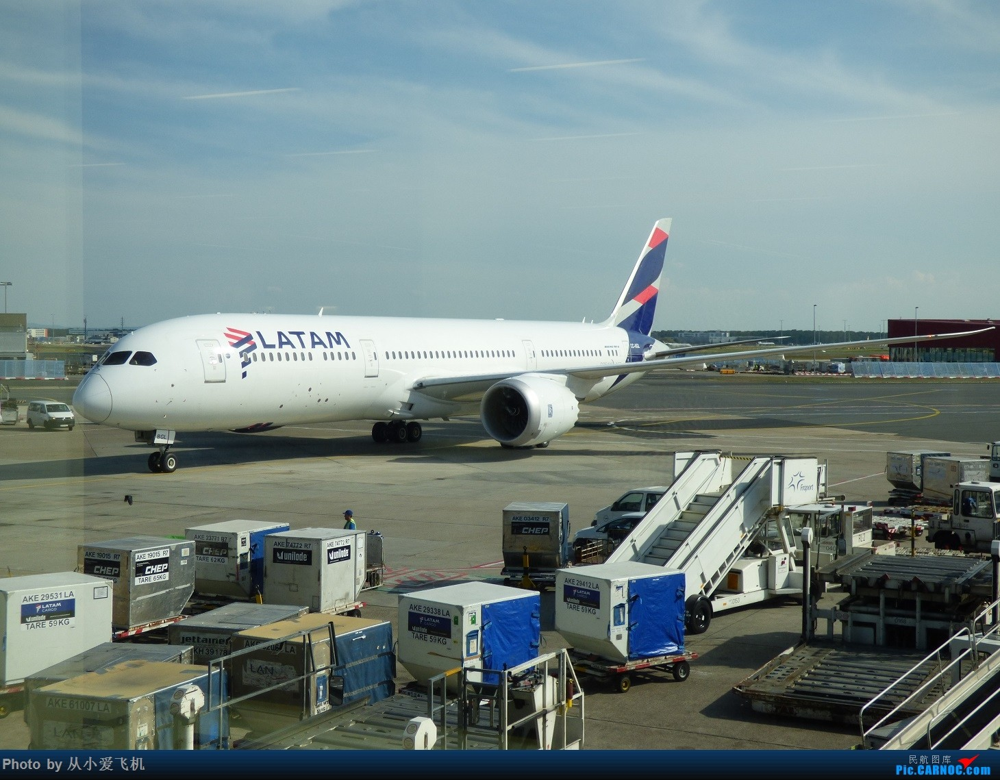Re:[原创]法兰拍机一组 BOEING 787-9