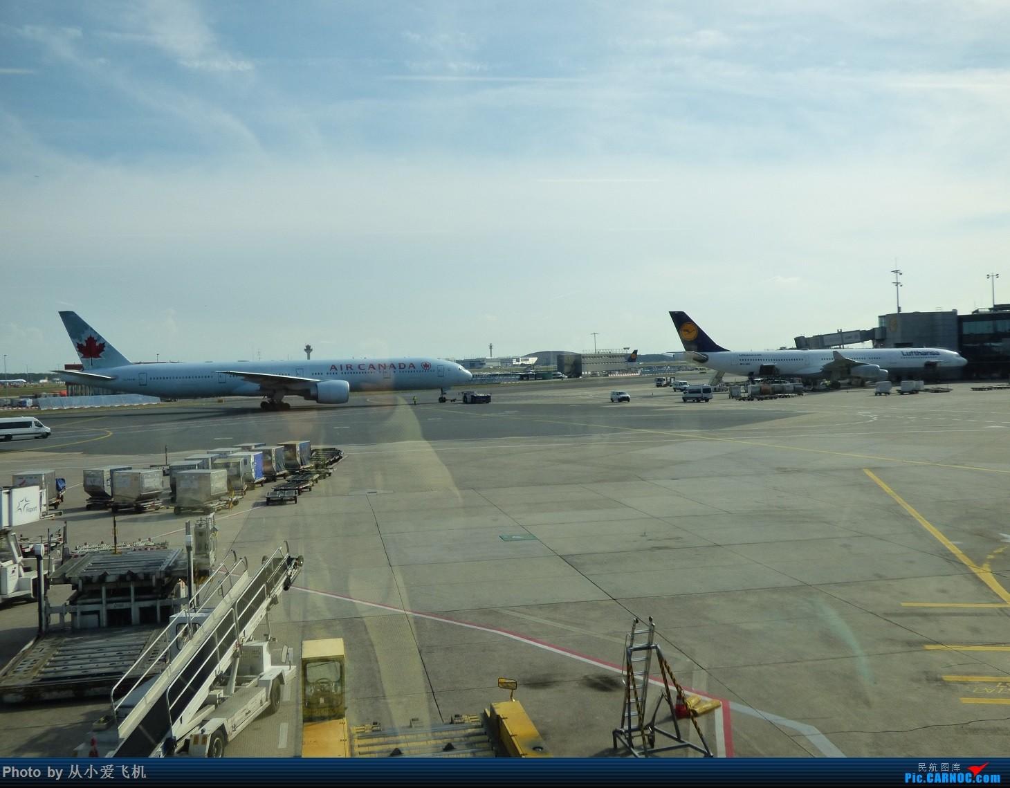 Re:[原创]法兰拍机一组    德国法兰克福机场