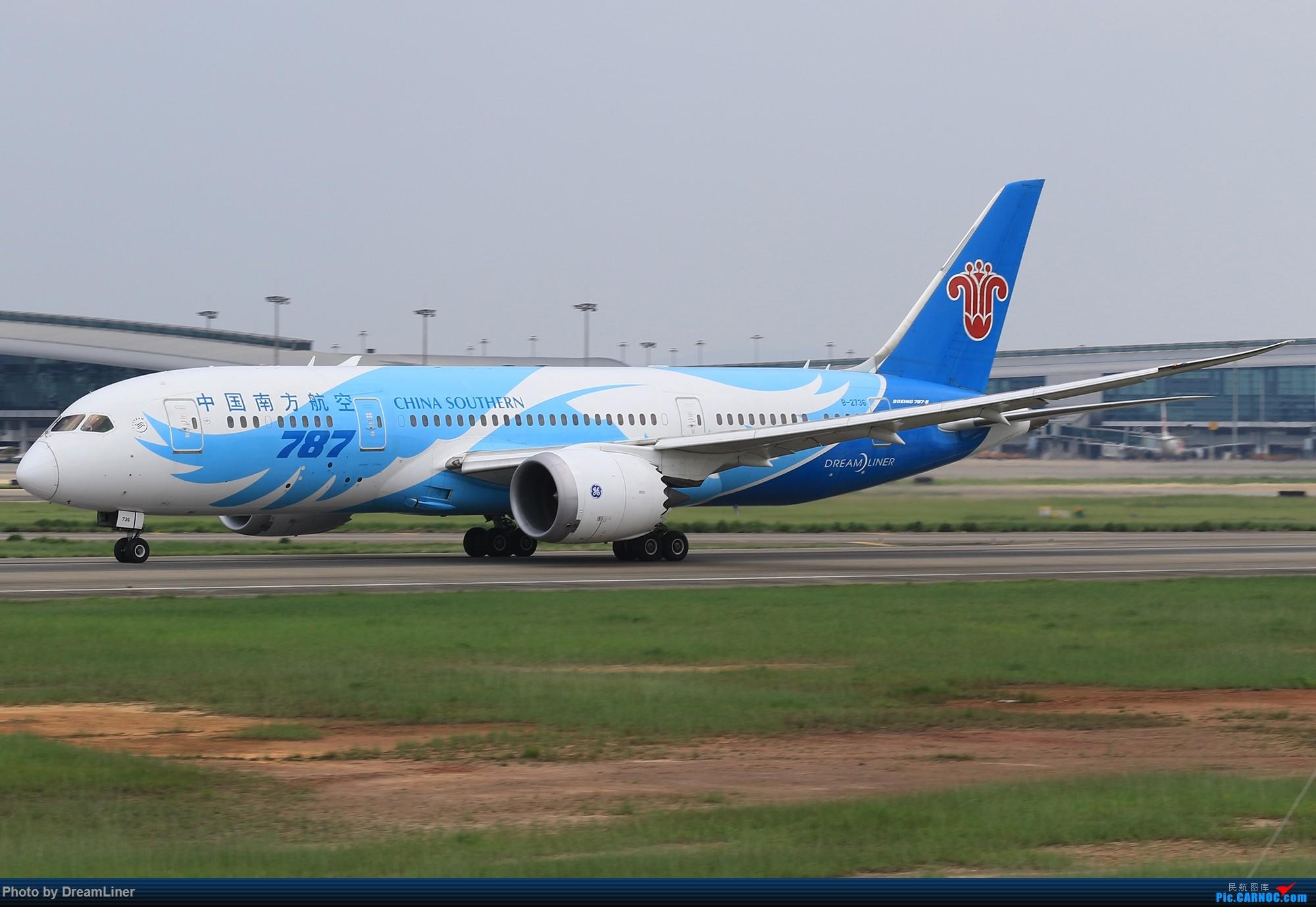 Re:[原创]【CAN】6.16-6.17 一组图 BOEING 787-8 B-2736 中国广州白云国际机场