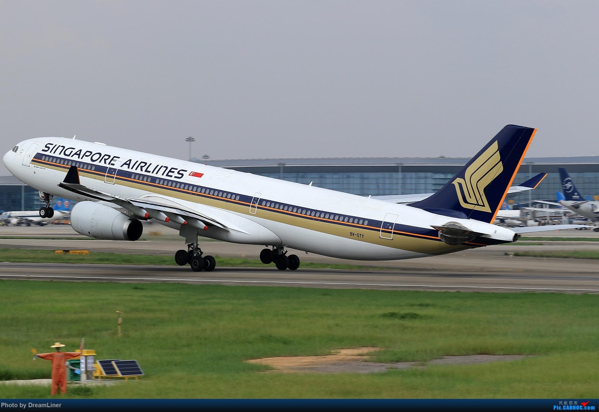 Re:[原创]【CAN】6.16-6.17 一组图 AIRBUS A330-300 9V-STY 中国广州白云国际机场