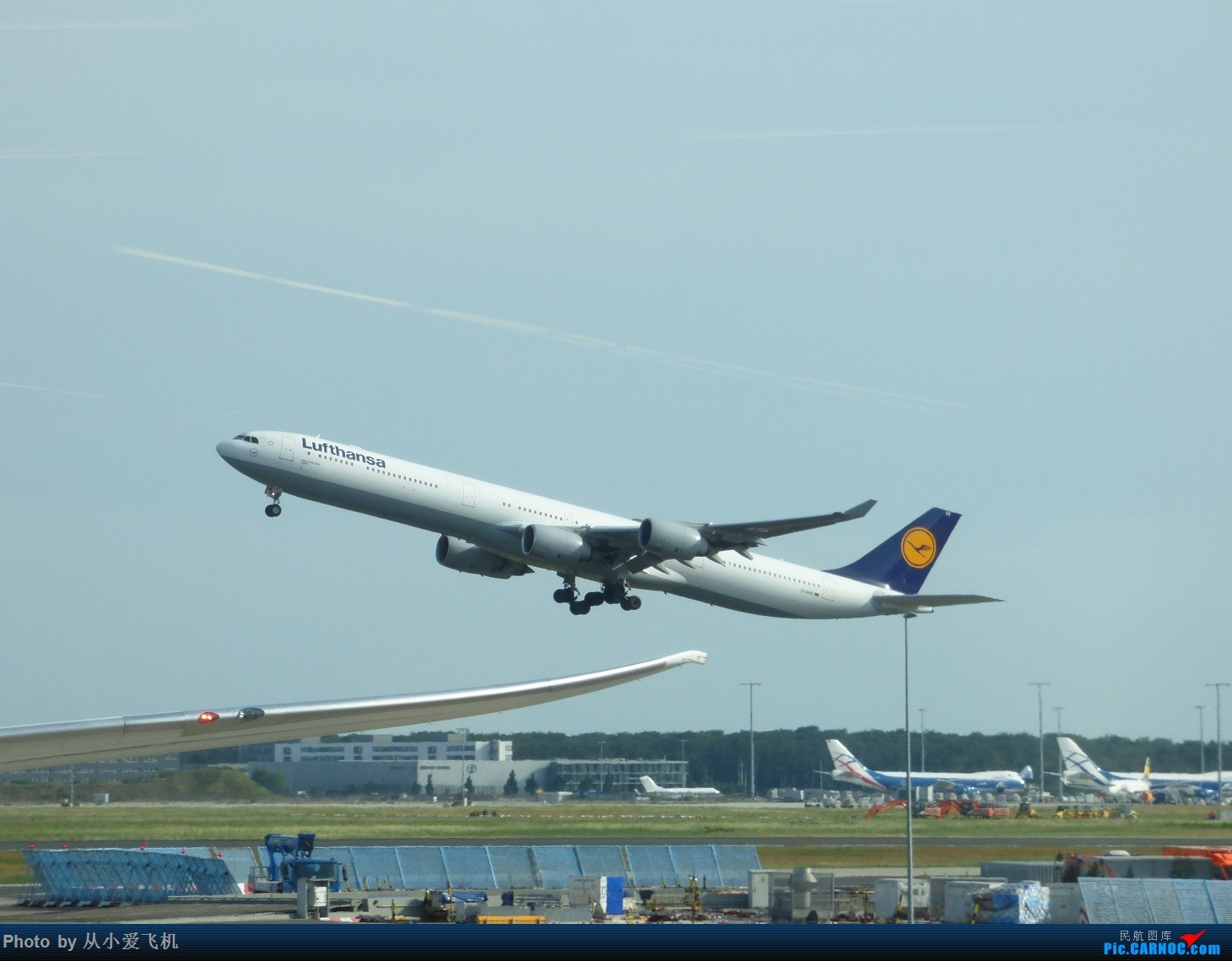 Re:[原创]法兰拍机一组 AIRBUS A340-600