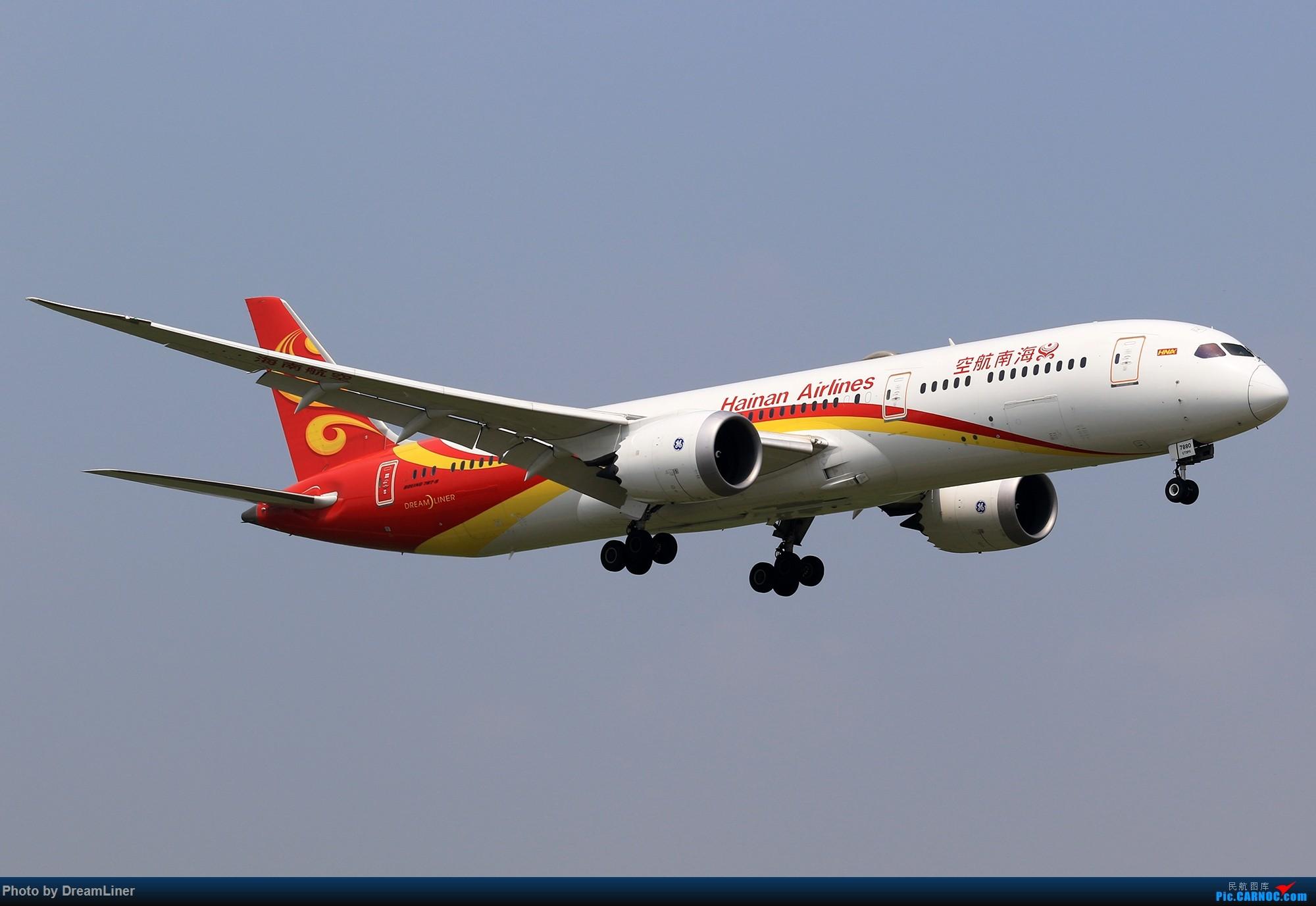 Re:【CAN】6.16-6.17 一组图 BOEING 787-9 B-7880 中国广州白云国际机场
