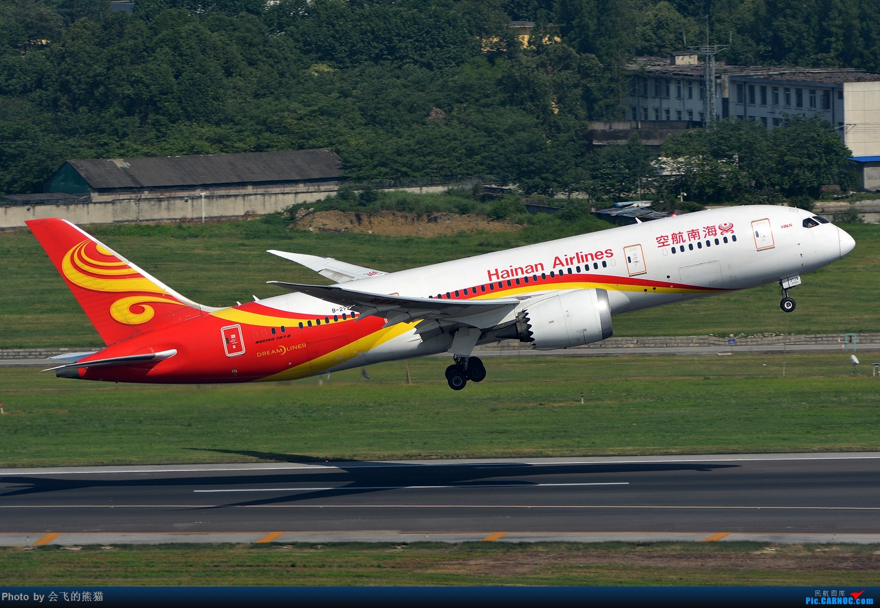 Re:[原创]不挑 BOEING 787-8 B-2729 中国成都双流国际机场
