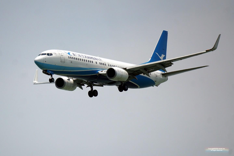 Re:[原创]【XMN】【多图】来接max~首次在厦门和死党们拍机~May.26th记 BOEING 737-800 B-1964 中国厦门高崎国际机场
