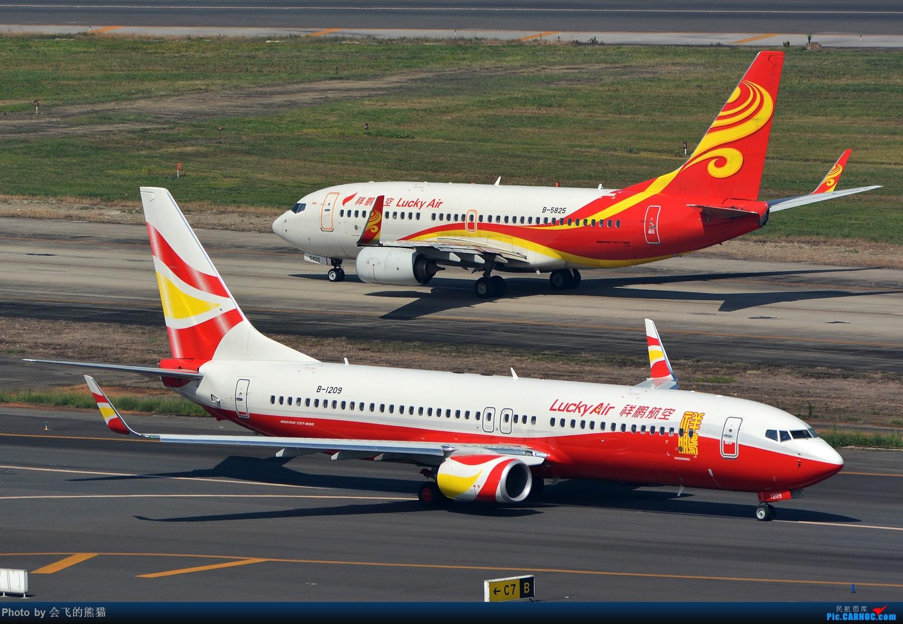 Re:[原创]不挑 BOEING 737-800 B-1209 中国成都双流国际机场