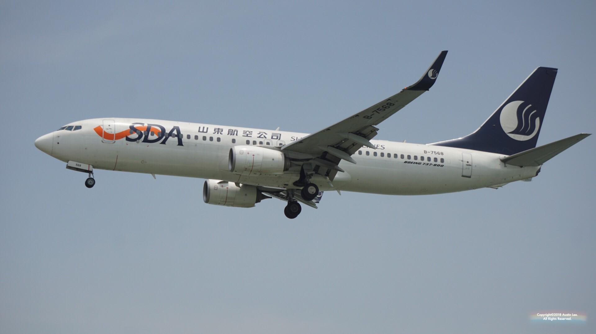 Re:[原创]【XMN】【多图】来接max~首次在厦门和死党们拍机~May.26th记 BOEING 737-800 B-7568 中国厦门高崎国际机场