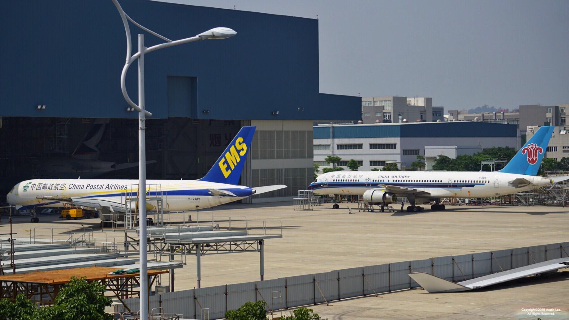 Re:[原创]【XMN】【多图】来接max~首次在厦门和死党们拍机~May.26th记 BOEING 757-200 B-2813 中国厦门高崎国际机场