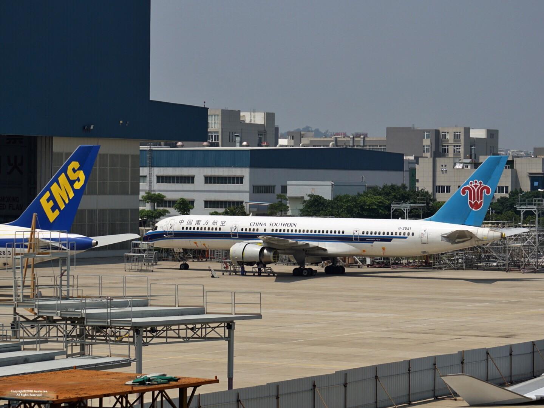 Re:[原创]【XMN】【多图】来接max~首次在厦门和死党们拍机~May.26th记 BOEING 757-28S B-2851 中国厦门高崎国际机场