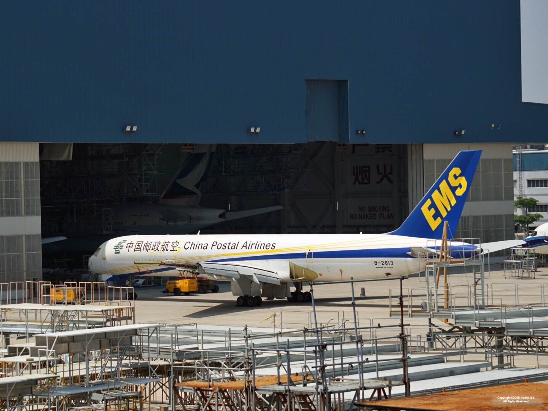 Re:[原创]【XMN】【多图】来接max~首次在厦门和死党们拍机~May.26th记 BOEING 757-28S B-2813 中国厦门高崎国际机场