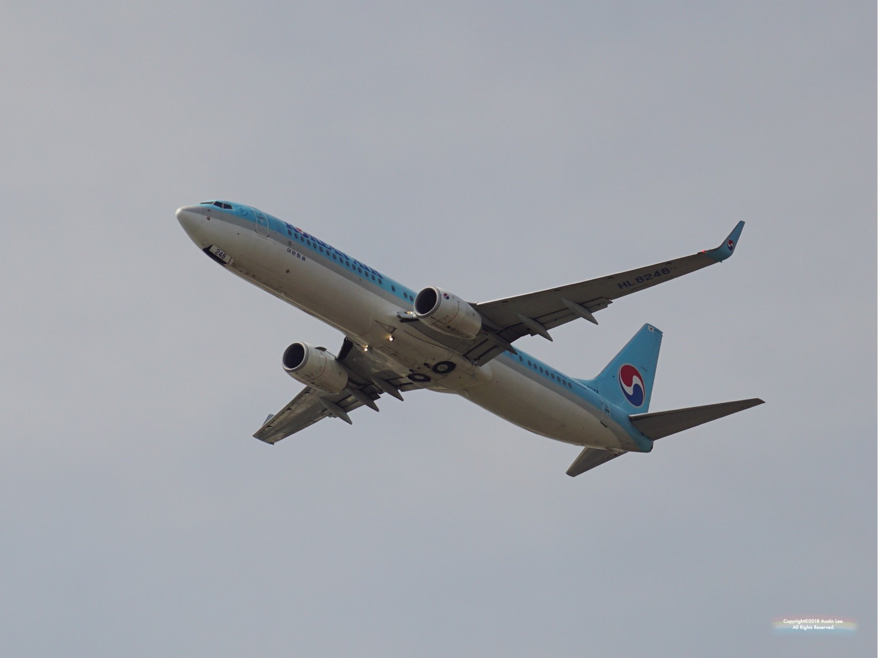 Re:[原创]【XMN】【多图】来接max~首次在厦门和死党们拍机~May.26th记 BOEING 737-9B5(ER) HL8248 中国厦门高崎国际机场