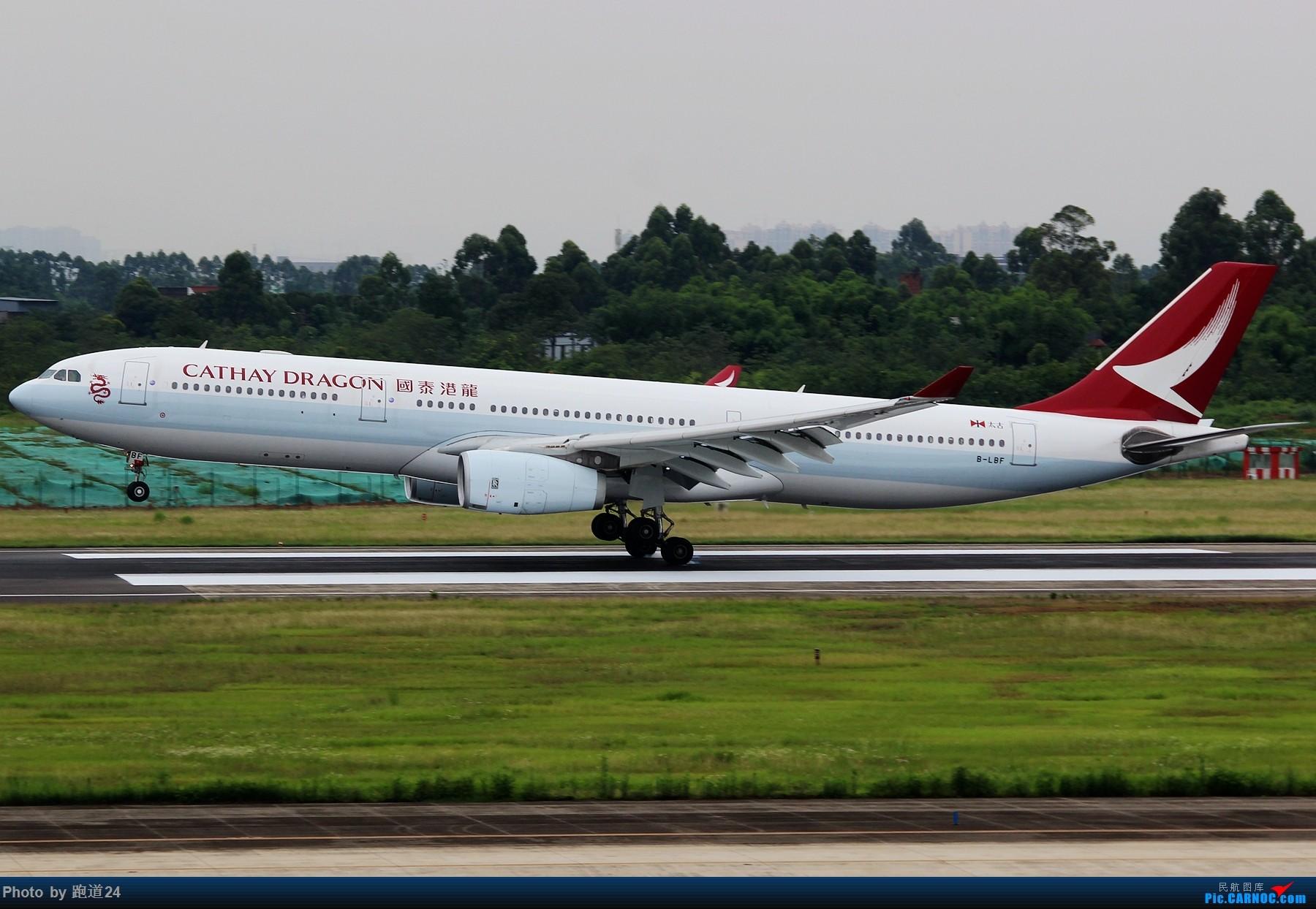 Re:[原创]【多图党】6.28CTU再浪一波 AIRBUS A330-300 B-LBF 中国成都双流国际机场