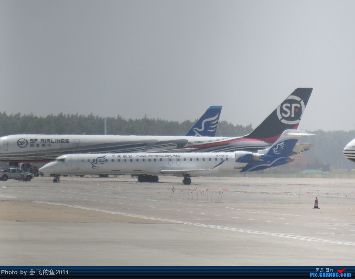 Re:[原创]桃仙机场56月拍机,四川航空首次用333飞沈阳-温哥华航线 CRJ900