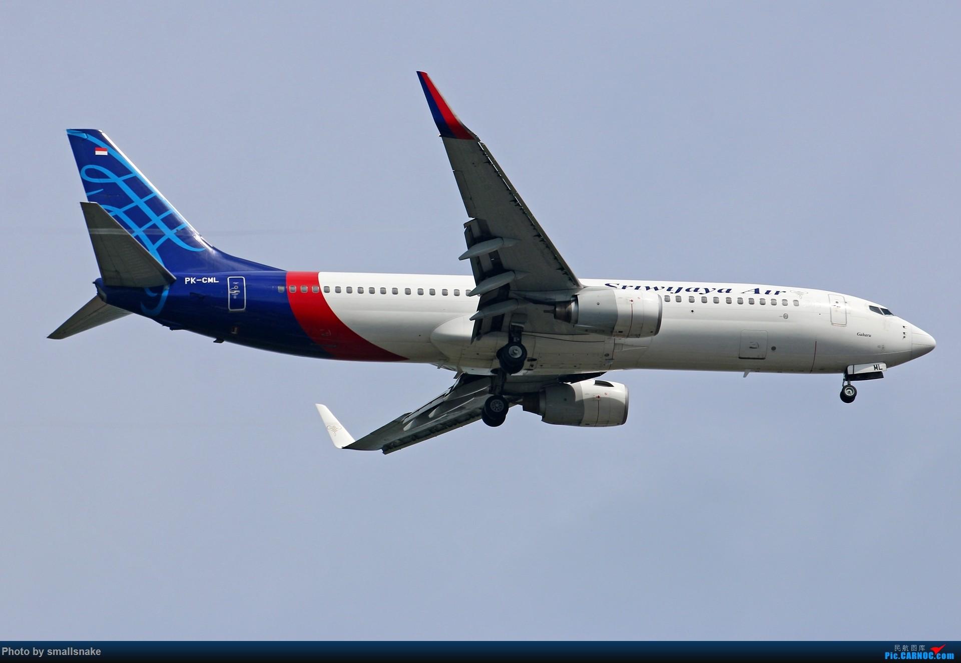[原创]近期NNG随摄...国航738MAX首航... BOEING 737-800 PK-CML 中国南宁吴圩国际机场
