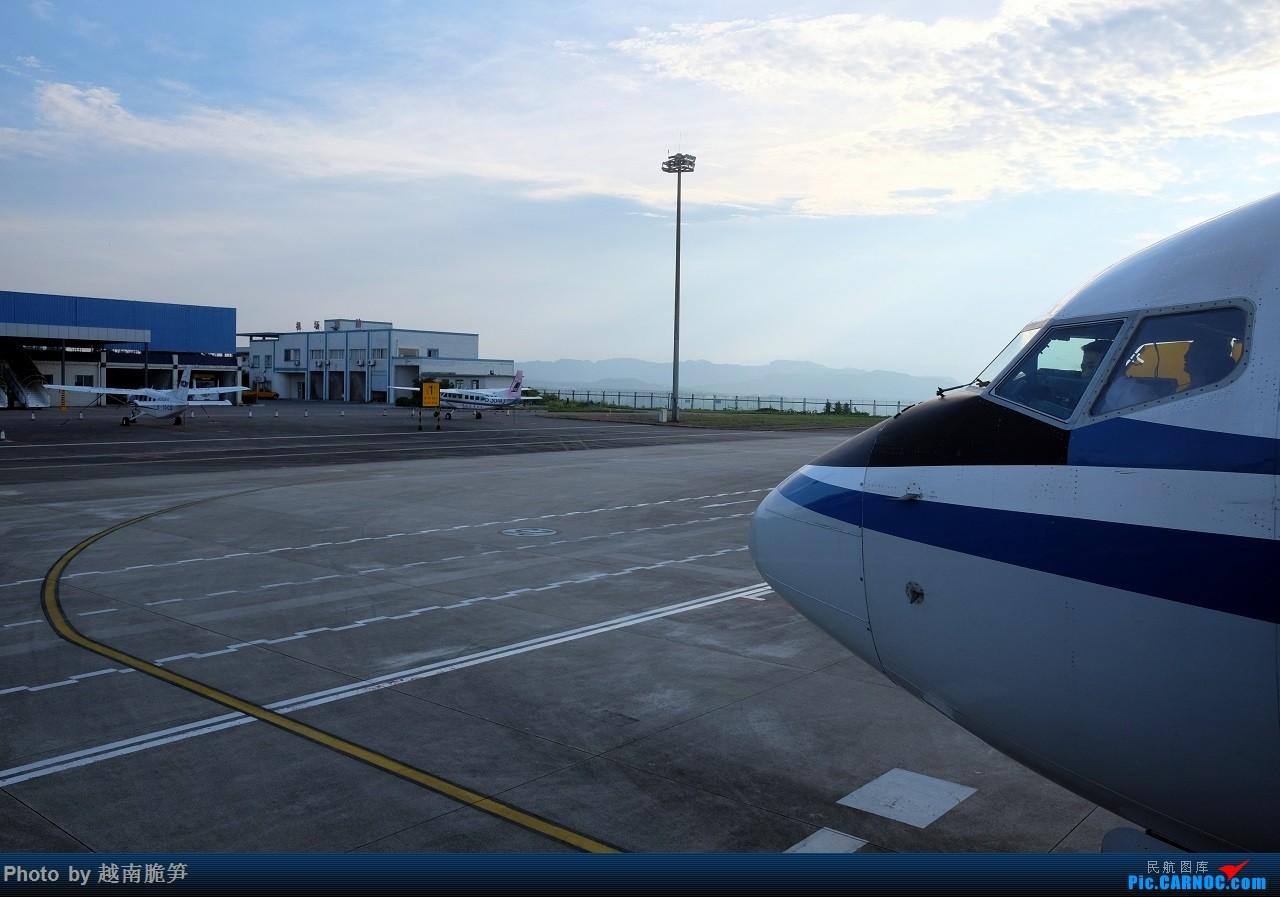 Re:[原创]重庆第二大机场万州,去过地势最险峻的机场 BOEING 737-800 B-5682