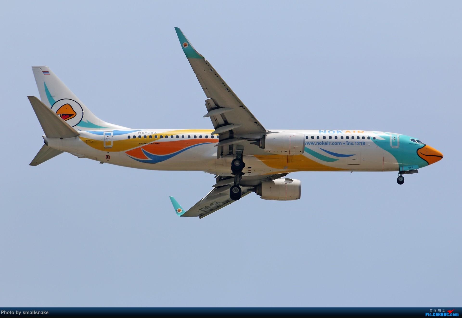 Re:[原创]近期NNG随摄...国航738MAX首航... BOEING 737-800 HS-DBZ 中国南宁吴圩国际机场
