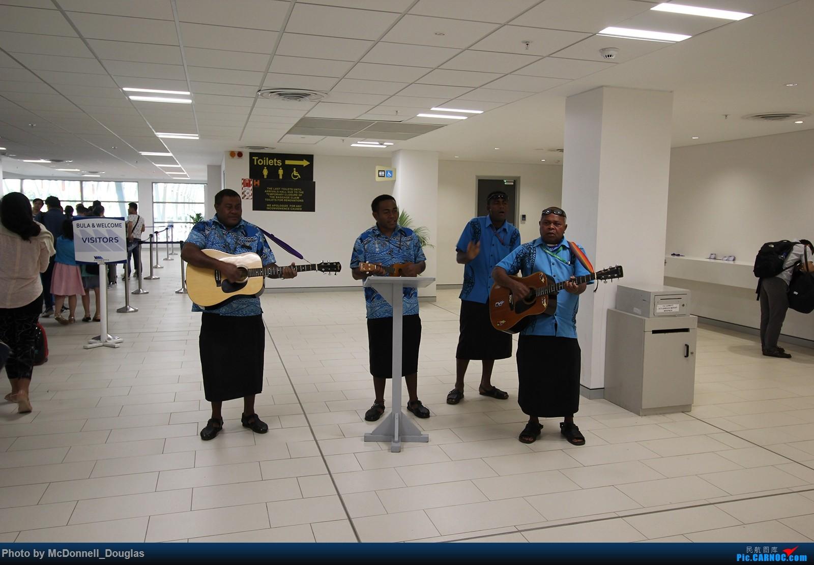 Re:[原创]【上海飞友会】【zc带你游天下(5)】起意只因一时冲动,飞过赤道去避暑,领略南太平洋别样的风光 AIRBUS A330-343 DQ-FJW 斐济南迪机场 斐济南迪机场