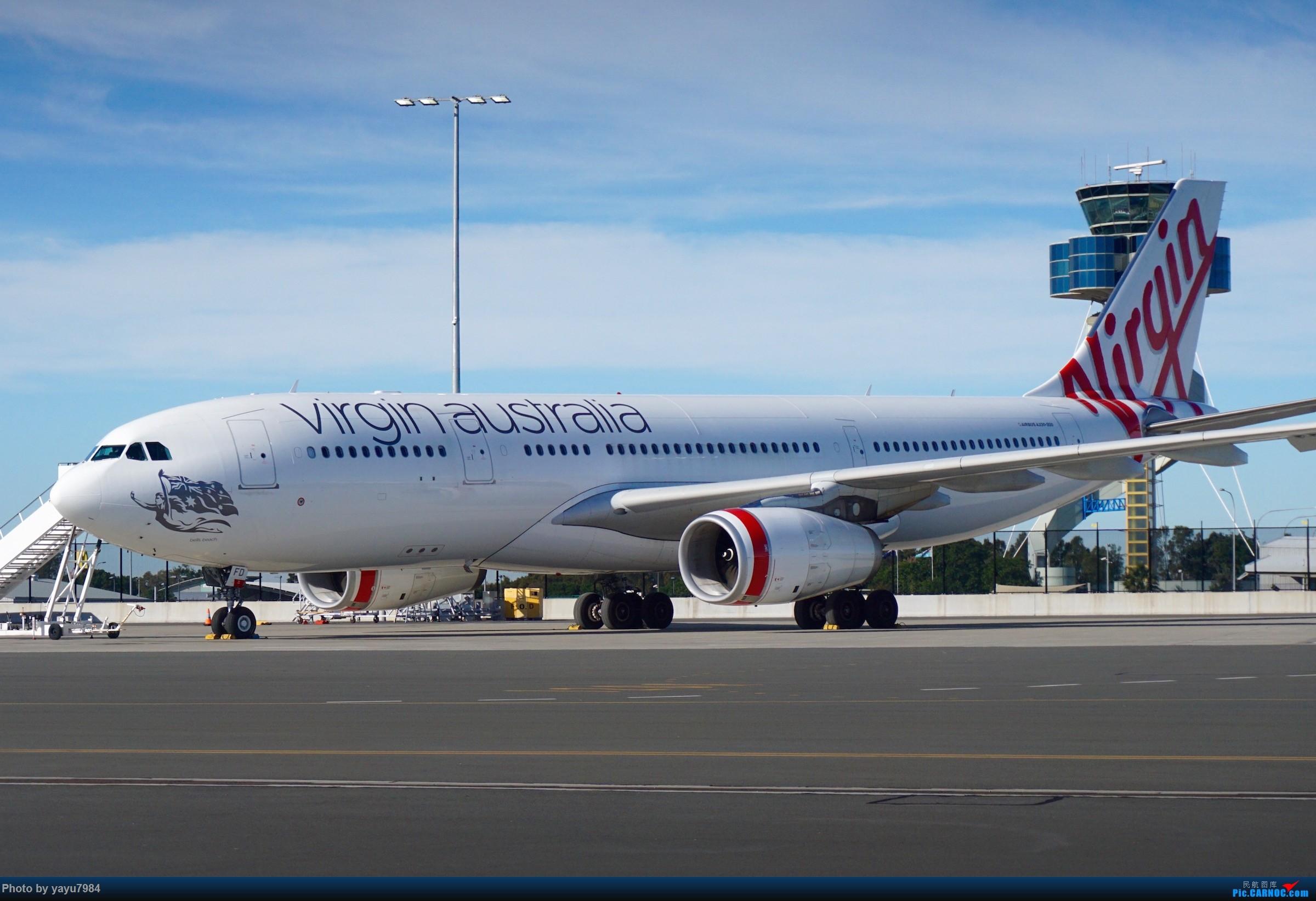 Re:[原创][SYD] 晨悉尼,Blu Emu停车场里拍34L起飞以及滑行 AIRBUS A330-200 VH-XFD 澳大利亚悉尼金斯福德·史密斯机场