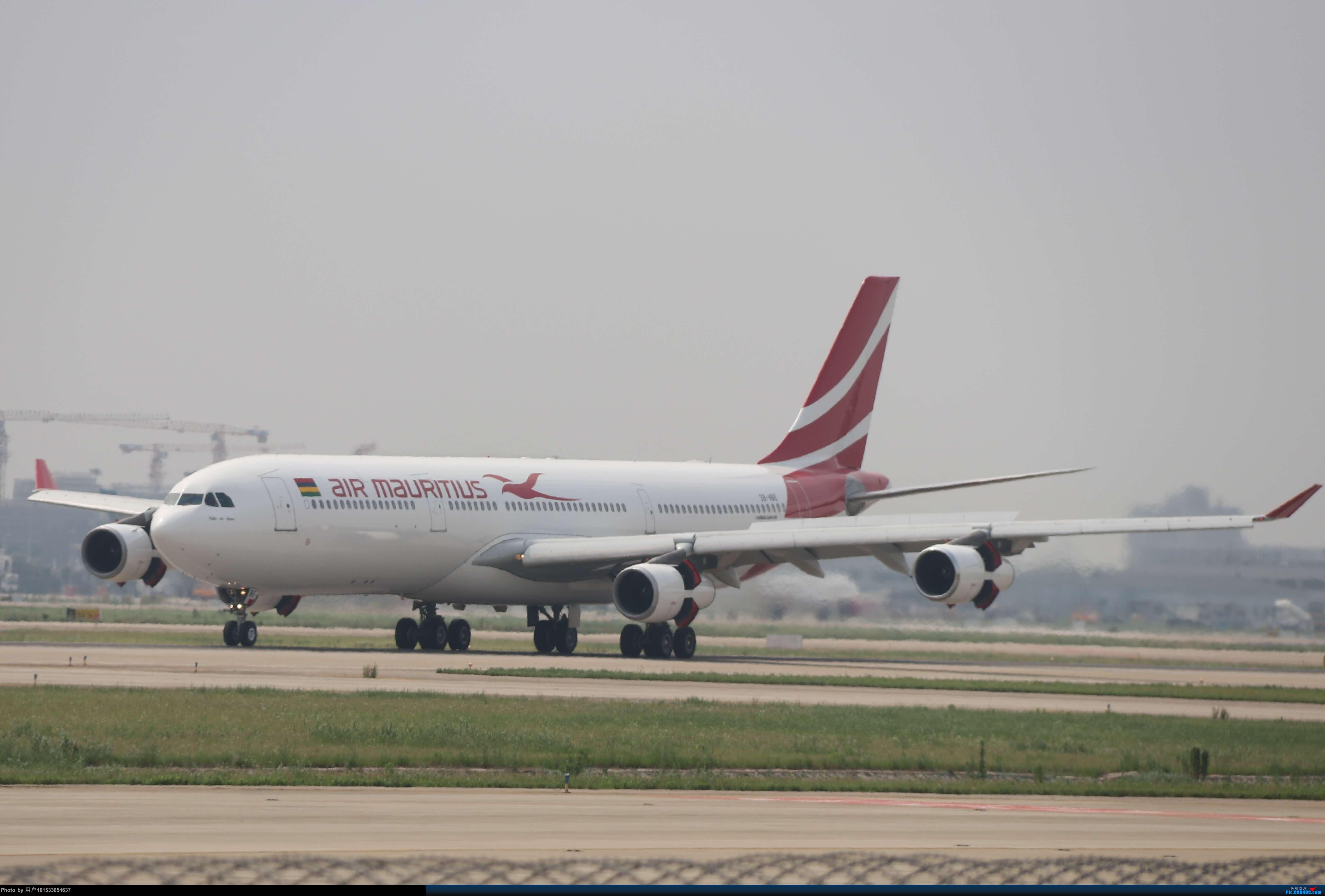 Re:[原创]PVG拍机 AIRBUS A340  中国上海浦东国际机场