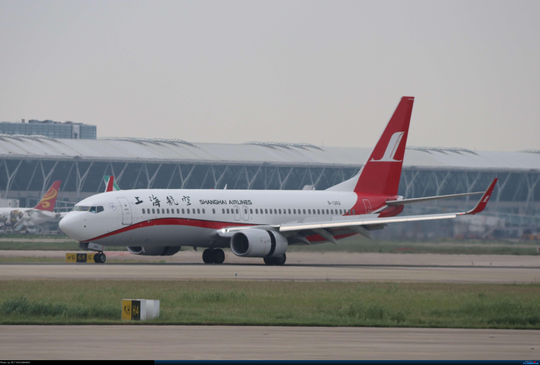 Re:[原创]PVG拍机 BOEING 737-800 B-1262 中国上海浦东国际机场