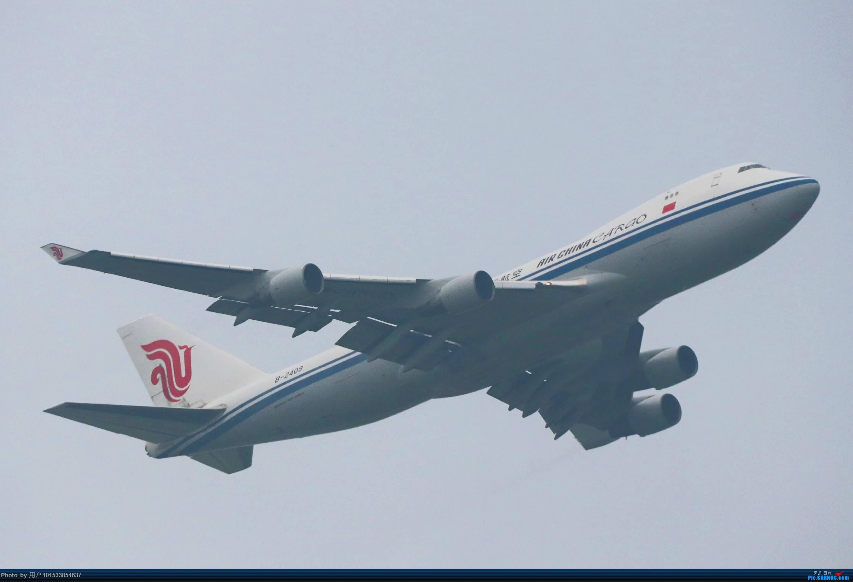 Re:[原创]PVG拍机 BOEING 747-400 B-2409 中国上海浦东国际机场