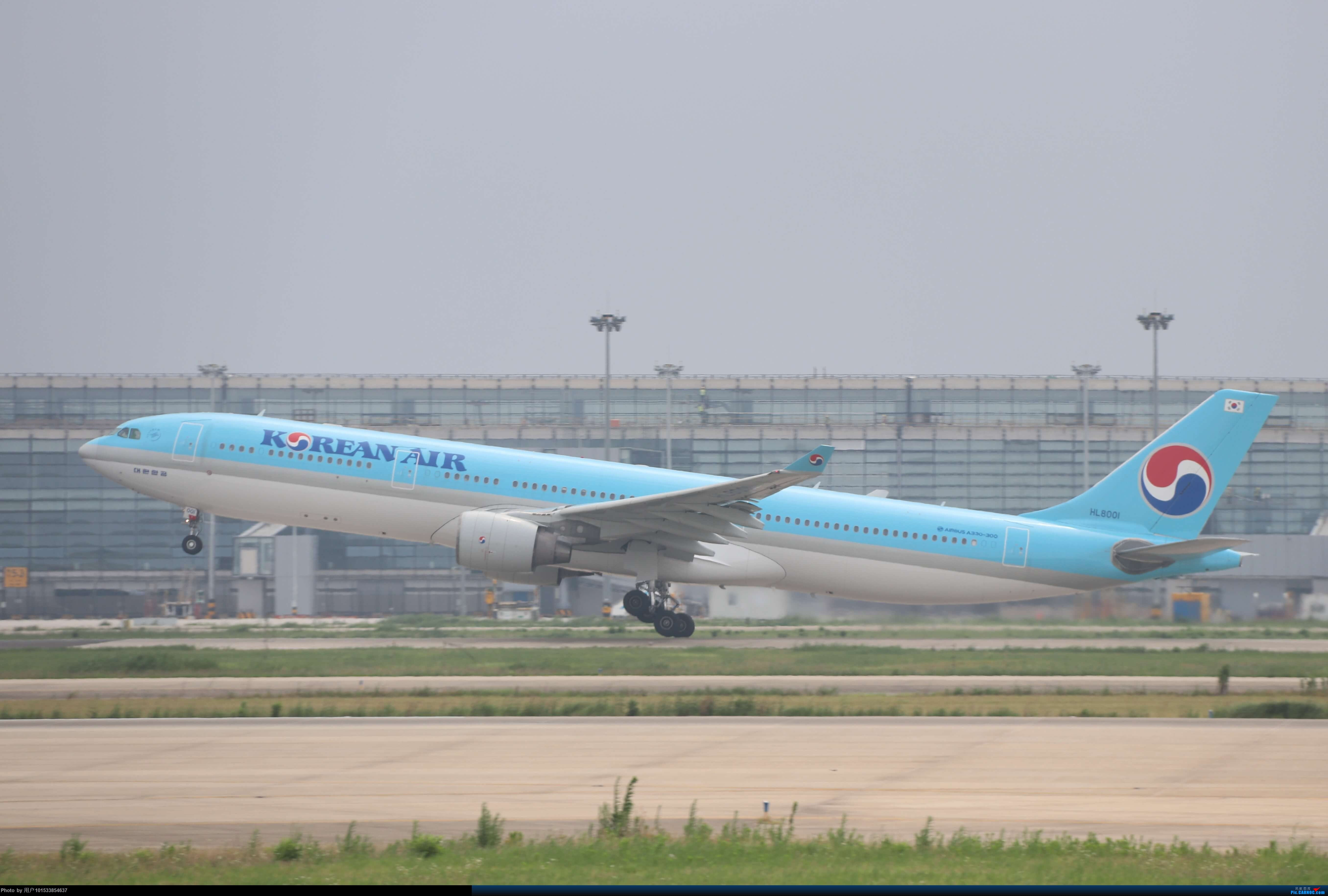 Re:[原创]PVG拍机 AIRBUS A330-300  中国上海浦东国际机场