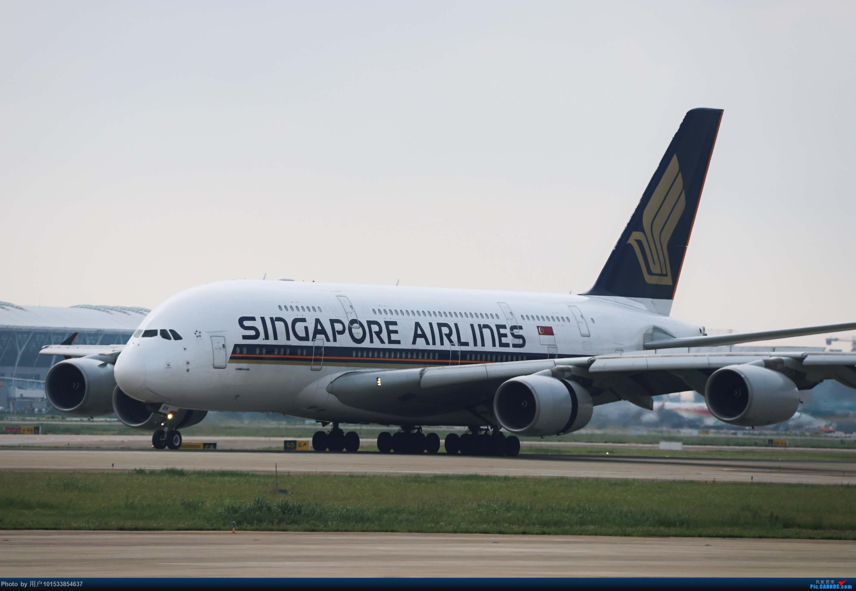 Re:[原创]PVG拍机 AIRBUS A380  中国上海浦东国际机场