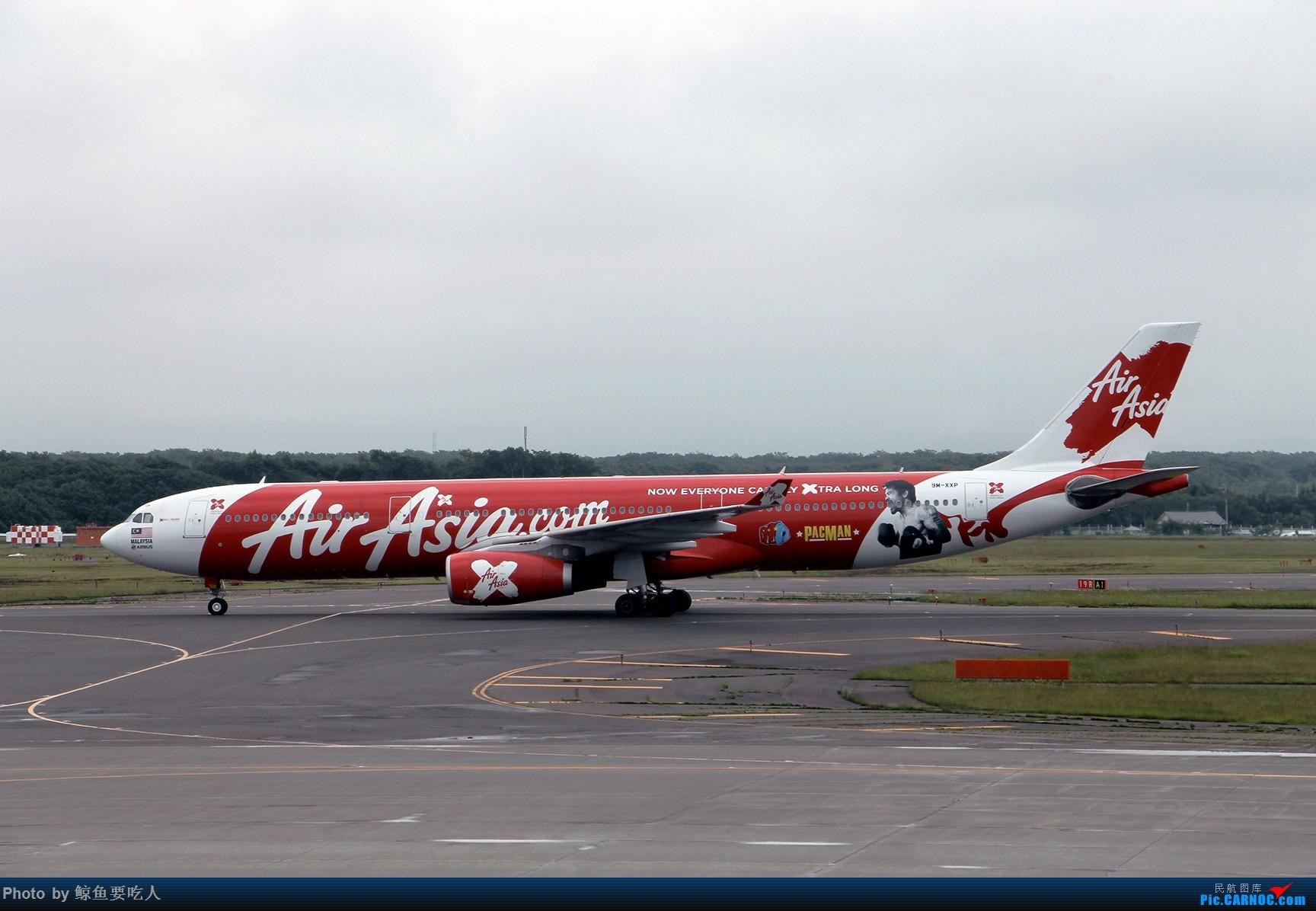 Re:[原创]梅雨季节的日本行:北海道+东京 6日自由行 南京--札幌--东京--上海虹桥 新千岁与羽田的拍机之旅 AIRBUS A330-300 9M-XXP 东京羽田国际机场