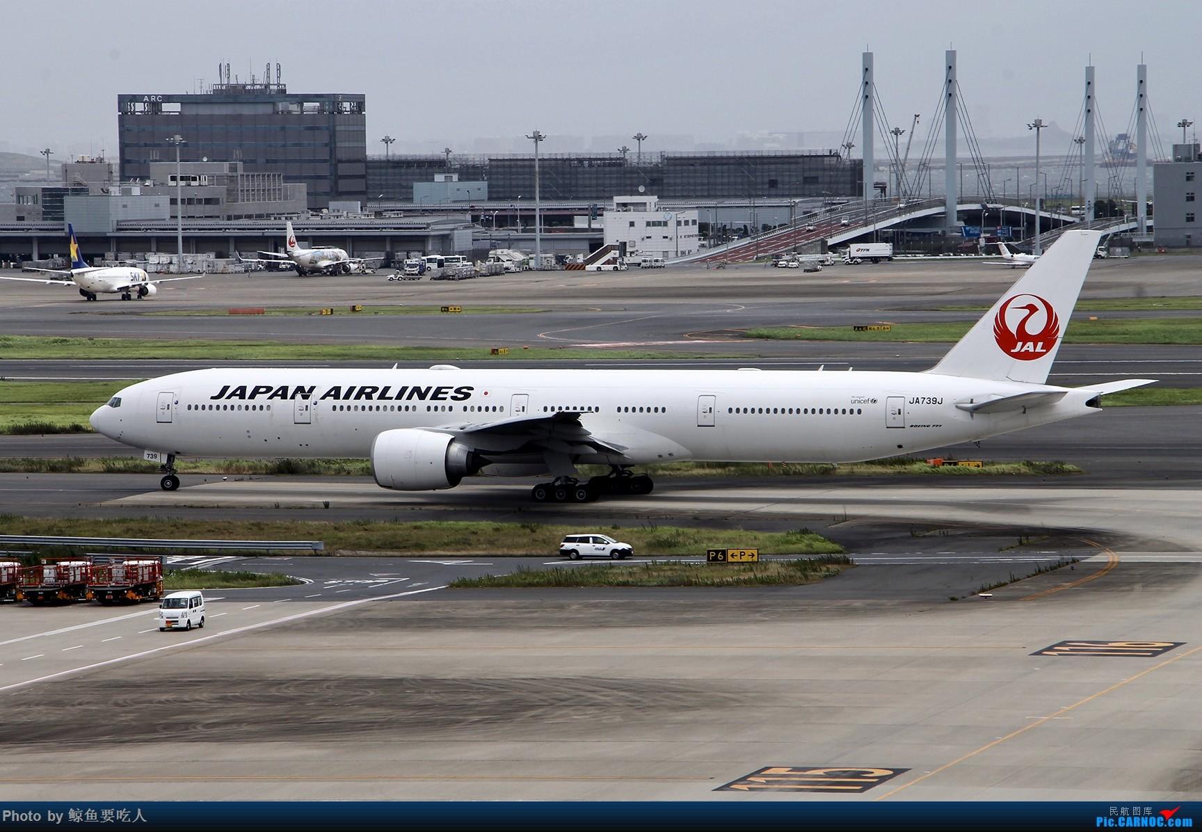 Re:[原创]梅雨季节的日本行:北海道+东京 6日自由行 南京--札幌--东京--上海虹桥 新千岁与羽田的拍机之旅 BOEING 777-300ER JA739J 东京羽田国际机场