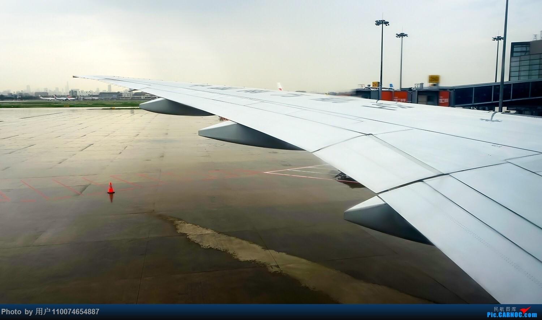我发现了77W的机翼的特点 BOEING 777-300ER