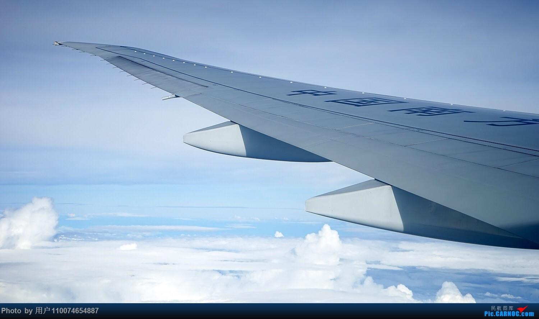 Re:我发现了77W的机翼的特点 BOEING 777-300ER