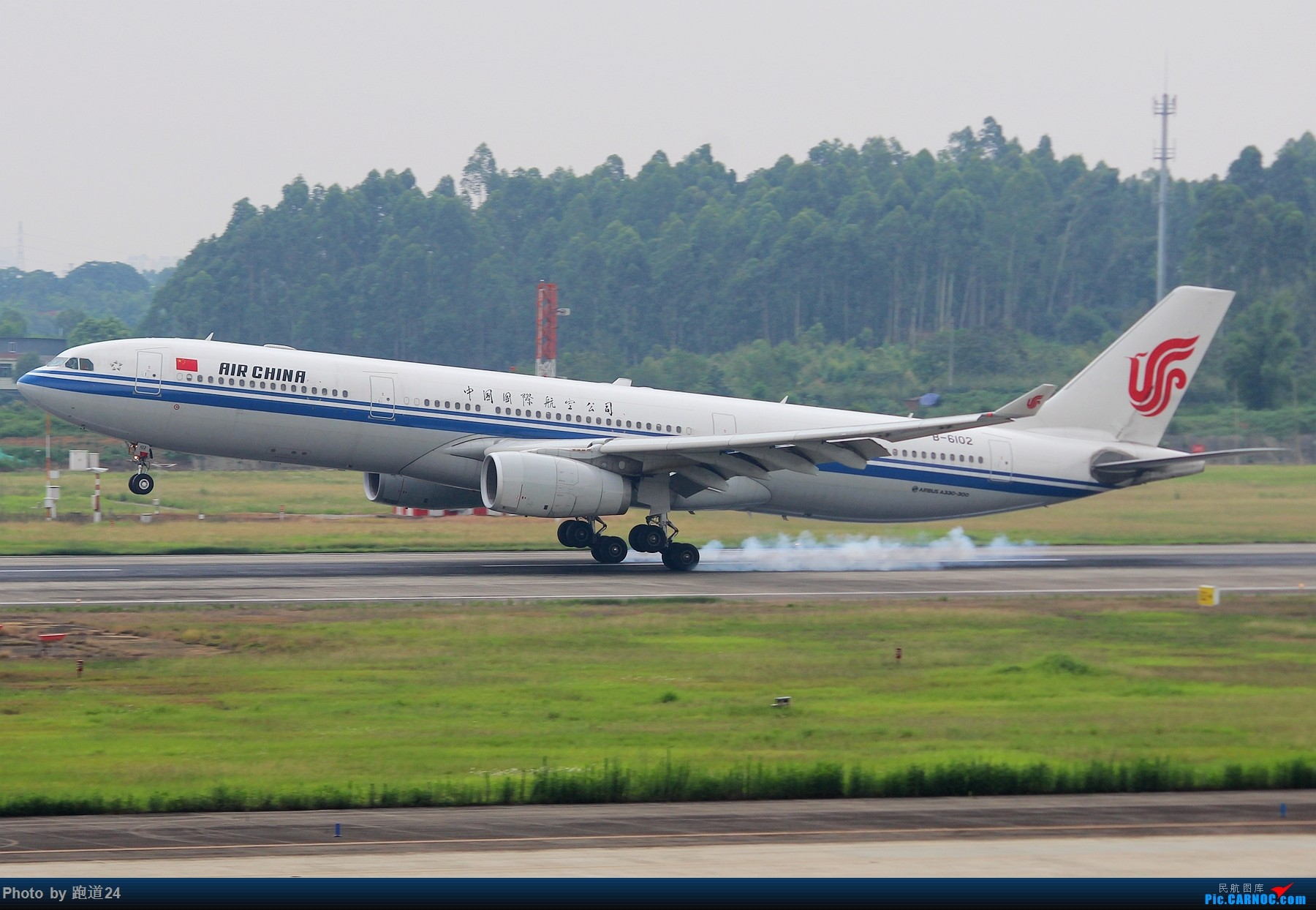 Re:[原创]【多图党】7.6CTU日常拍机 AIRBUS A330-300 B-6102 中国成都双流国际机场