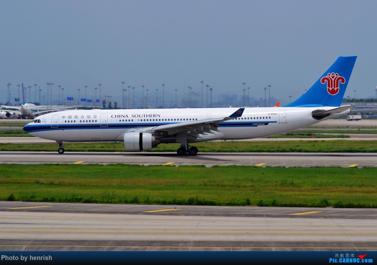 Re:[原创]【肥威的CAN】7月5日,东跑常规货随手拍!【 广东青少年拍机小队】【广州,你好!】 AIRBUS A330-200 B-6542 中国广州白云国际机场