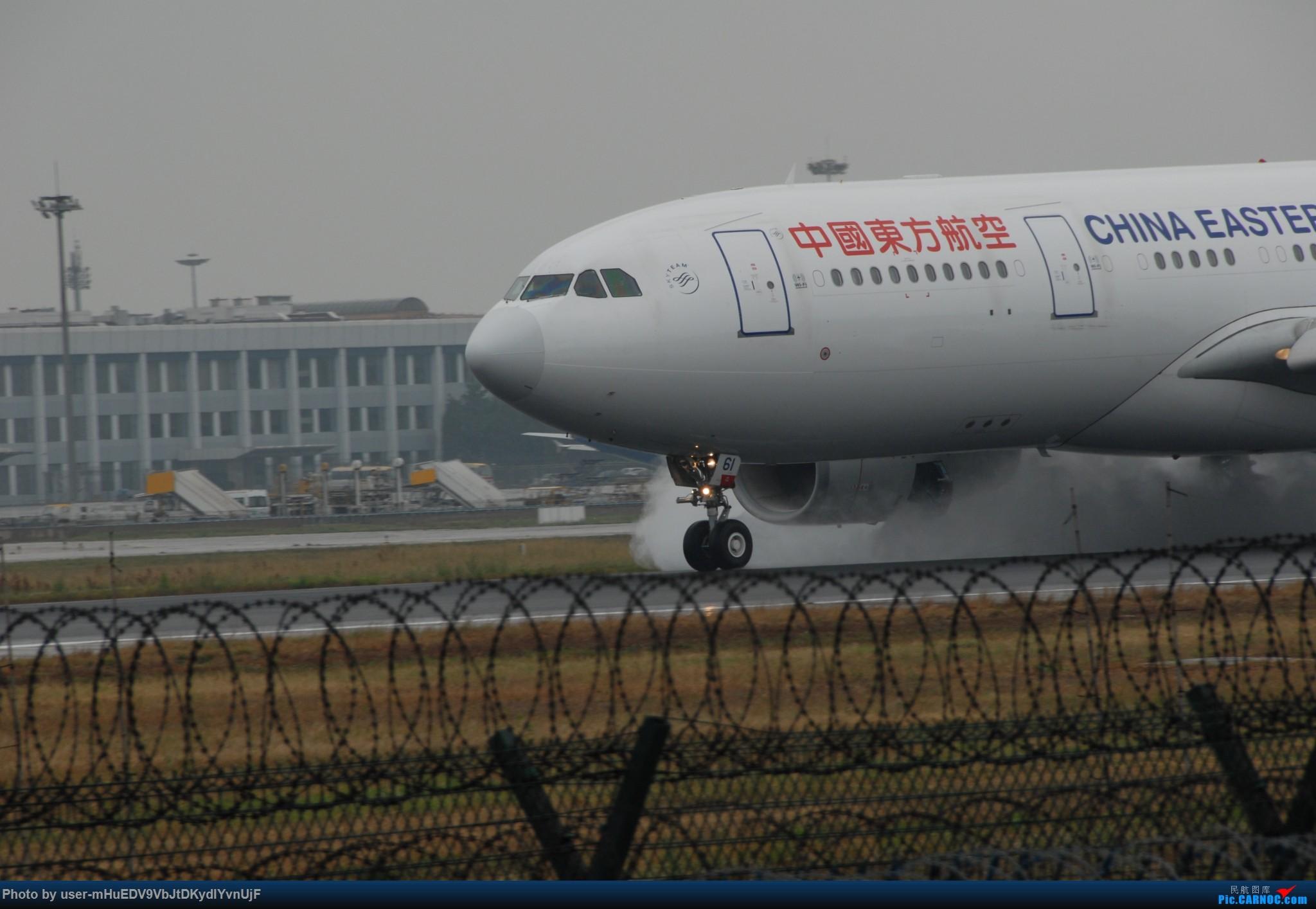 Re:[原创]萌新第一次pek拍机大佬们多多指教〉〉〉 AIRBUS A330-200 B-5961 中国北京首都国际机场