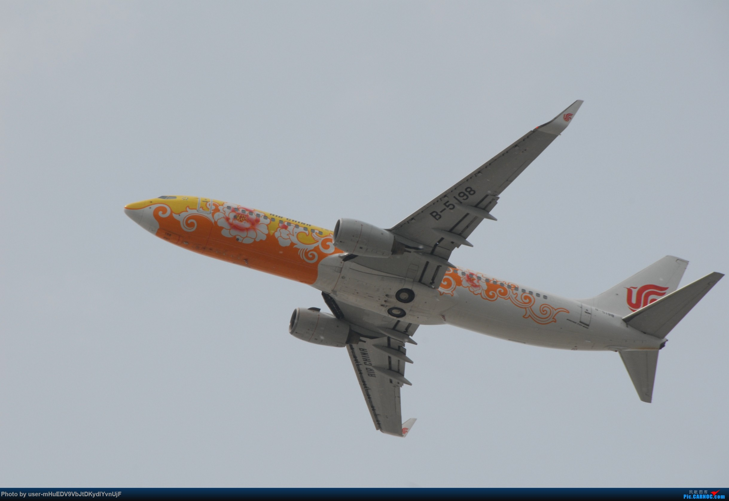 Re:[原创]萌新第一次pek拍机大佬们多多指教〉〉〉 BOEING 737-800 B-5198 中国北京首都国际机场