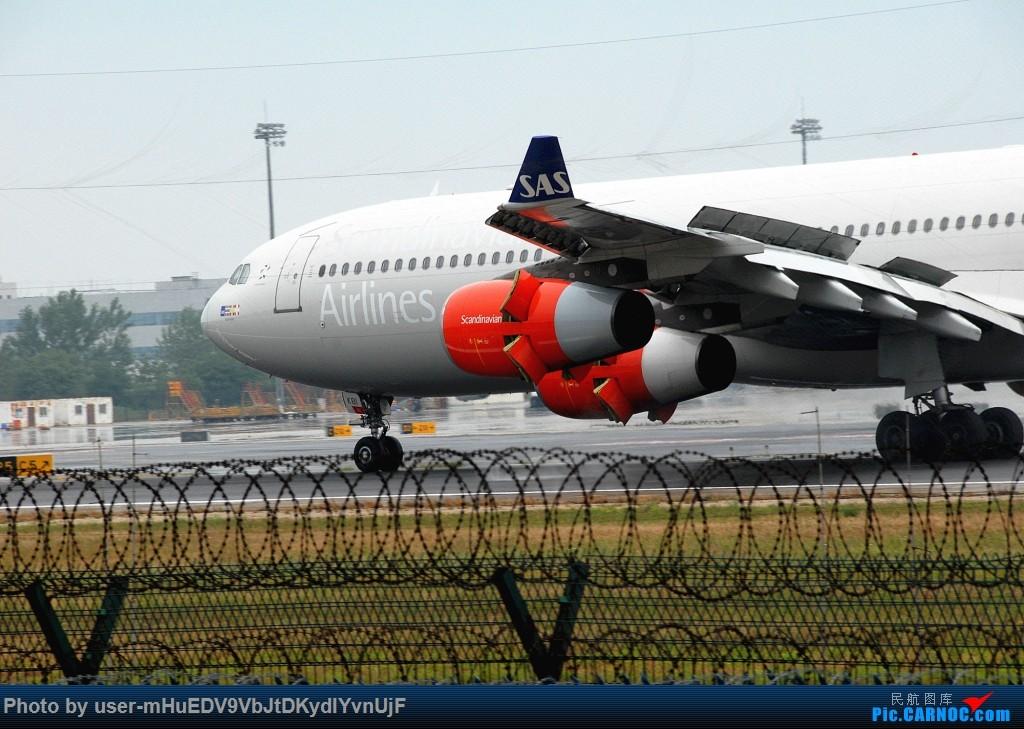 Re:[原创]萌新第一次pek拍机大佬们多多指教〉〉〉 AIRBUS A340-300  中国北京首都国际机场