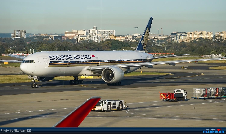 Re:[原创]《Simon游记》第六季第七集 CZ326 SYD-CAN A330-300 南航ST彩绘的回国之旅 洲际线W舱初体验&弥留之际的33A布局 亲切有加的客舱服务
